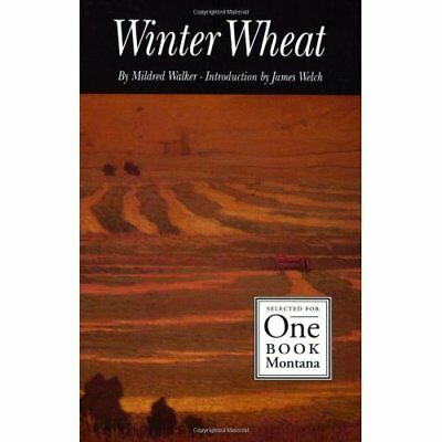 Winter Wheat - Paperback NEW Walker, Mildred 1992-06-01