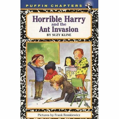 Horrible Harry and the Ant Invasion (Horrible Harry - School & Library Binding N