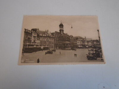 """Cp Ancienne  Mons  """"  Grand' Place  """""""
