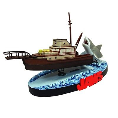"""JAWS - Orca Attack 7.5"""" Premium Motion Statue (Factory Entertainment) #NEW"""