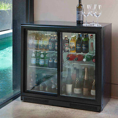 Gasmaster 228L Glass Door Bar Fridge SF22M2