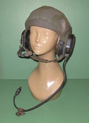 US Military Issue Combat Vehicle Crewman CVC DH-132A Helmet Headset Liner Bose L