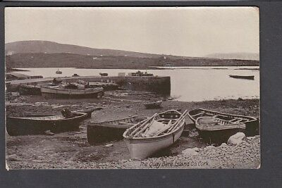 Ireland - Co Cork Bere Island The Quay RP - Pub Lawrence