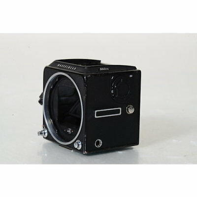 Hasselblad 503 CX CAMERA IN BLACK WITHOUT LIGHT Bay