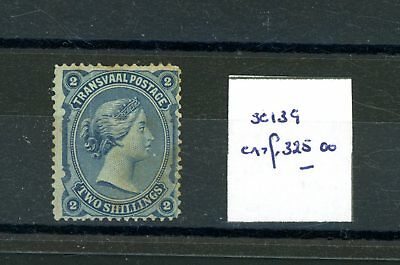 Transvaal  Queen Victoria  2s  (SG 139)  Cat £325  Hinged MINT      (F1164)