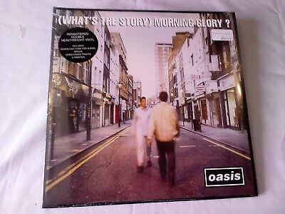 Oasis Whats The Story (Morning Glory) New Sealed 180g Vinyl LP Record RKIDLP73