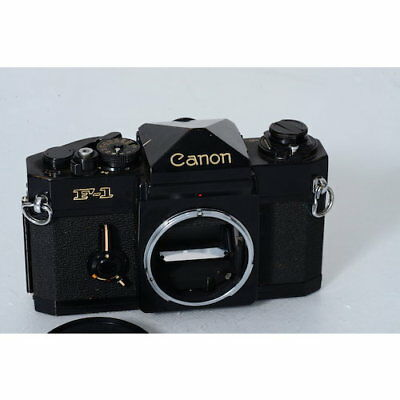 Canon F1 35mm reflex camera only casing