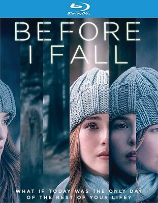 Before I Fall (Blu-ray Disc ONLY, 2017)