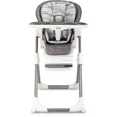 New Joie Khloe & Bert Mimzy Lx Baby Feeding Adjustable Reclining Highchair