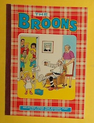 The Broons 1977 , Dudley D Watkins , Excellent Condition