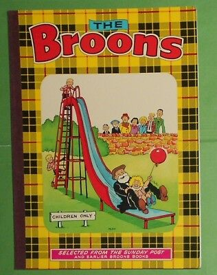 The Broons 1975 , Dudley D Watkins , Excellent Condition