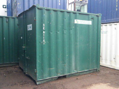 HIRE RENT 10ft SHIPPING CONTAINER ***    SECURE, DRY STORAGE***