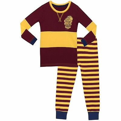 Kids Harry Potter Pyjamas | Girls Harry Potter Pj Set | Gryffindor Pyjamas
