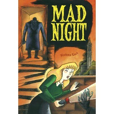 Mad Night: Featuring Judy Drood, Girl Detective - Paperback NEW Sala, Richard 20