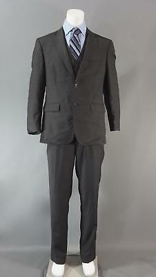 Max 2 White House Hero Pres Bennett Lochlyn Munro Screen Worn Suit Shirt Ch 3
