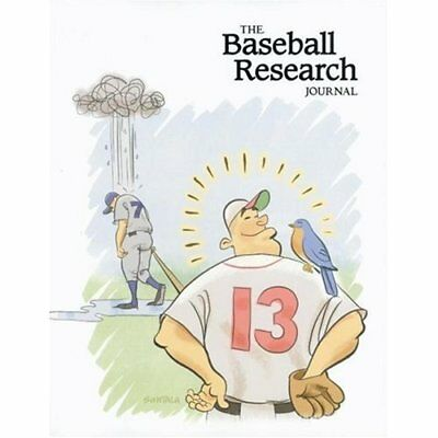 The Baseball Research Journal (Brj), Volume 34 - Paperback NEW Society for Ame 2