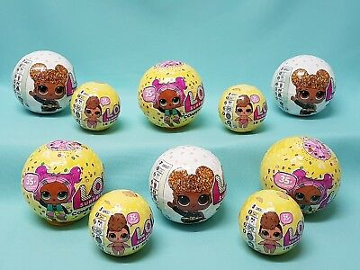 MGA L.O.L Surprise Ball aussuchen Glitter Bling Lil Sisters LOL Puppe Pets