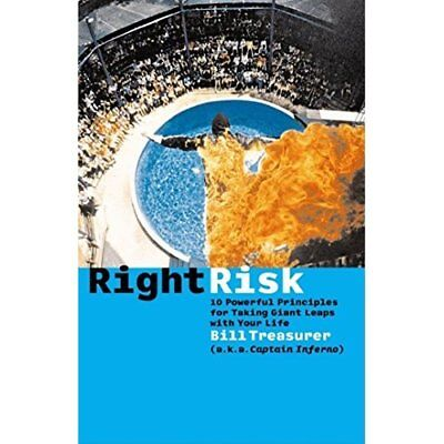 Right Risk - 10 Powerful Principles for Taking Giant Le - Paperback NEW Treasure
