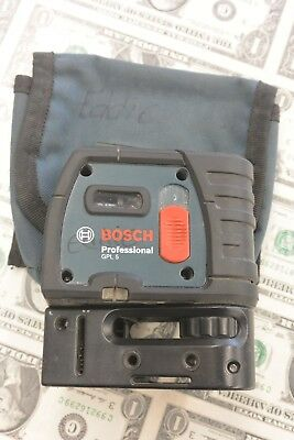Bosch Professional GPL5 Laser Level/Plumb with Magnetic Base