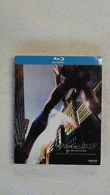 Evangelion 1.11 You Are(Not) Alone Blu-Ray Disc