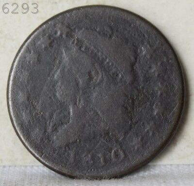 1810 Classic Head Large Cent *Free S/H After 1st Item*