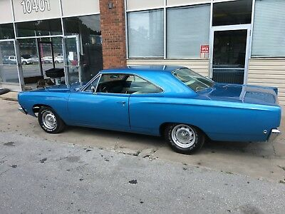 1968 Plymouth Satellite Sport 1968 Plymouth Satellite Sport - Bucket seats, Lots of New - L@@K!!