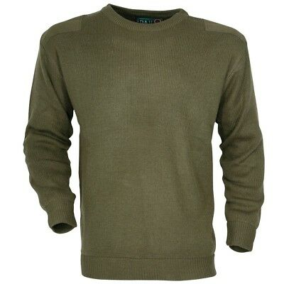 Armée Allemande Style Pull-Bleu marine commando Pullover Pull militaire Top Toutes Tailles