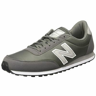 new style b8a3f 4fc9e New Balance 410 Grey Mens Low Top Trainers