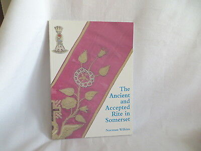 2000 The Ancient & Accepted Rite In Somerset Masonic Book (81)