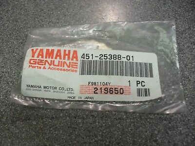 Genuine Yamaha Ty80 Yz80 Drive Chain Puller Pulley Adjuster Left Hand Side Nos