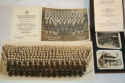 WW2 US Navy Seabees Archive: Photos, Documents, Pins, Sheet Music
