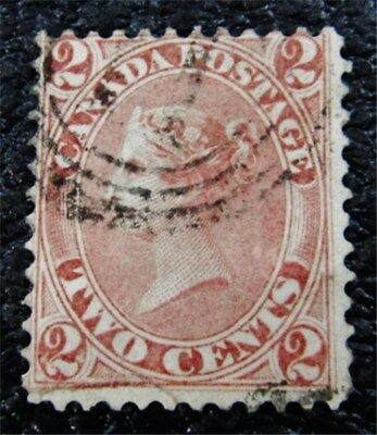 nystamps Canada Stamp # 20 Used $300