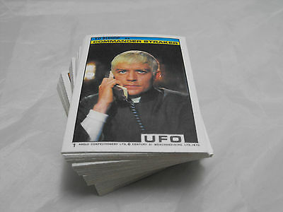 Ufo, Complete Set Of 1967 Angelo Confectionery,