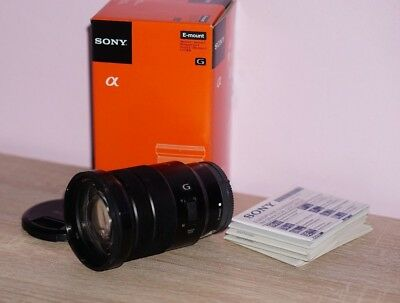 Sony Alpha SELP18105G 18-105 mm F/4,0 PZ Aspherical IF OSS G ED Objektiv