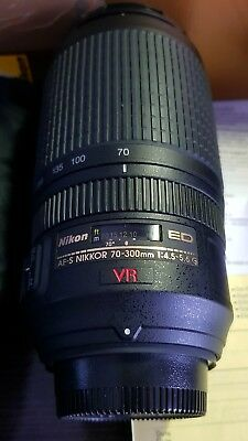 Nikon AF-S Zoom-Nikkor 70-300 mm f/4.5-5.6 G IF-ED VR