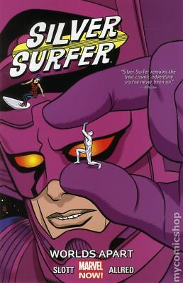 Silver Surfer TPB (Marvel NOW) 2-1ST 2015 NM