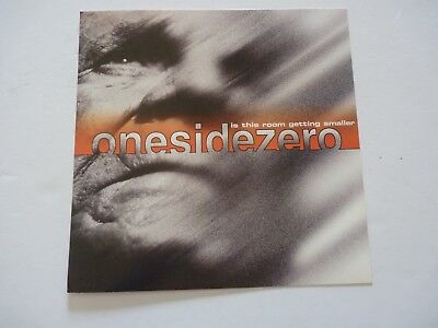 OneSideZero is this room getting smaller LP Record Photo Flat 12x12 Poster