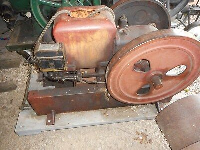 Stover CT3 3 to 3-1/2 HP Hit And Miss Engine Sears