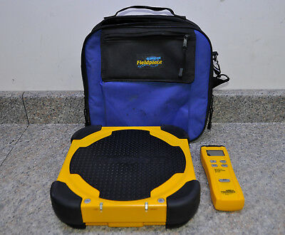 Fieldpiece SRS2C - Wireless Refrigerant Scale with Padded Case ** Fast Shipping!