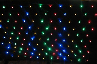 TORRID STARCLOTHS (for the Hottest DJs)  4ft booth/ stand starcloth, 120 LEDs