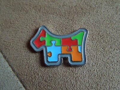 Scotty Cameron 2014 Member's Club Golf Ball Marker Ballmarker Scotty Dog Jigsaw