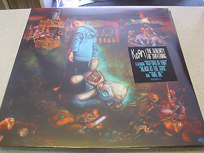 Korn - The Serenity Of Suffering - LP Vinyl /// Neu & OVP /// 2016