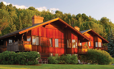 Trapp Family Lodge Guest House Deeded Timeshare Stowe Vermont Fixed Week 43