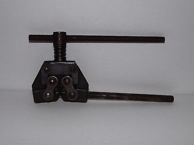 Vintage Chain Breaker Working Condition Rustic Primitive Bicycle Farm Motorcycle