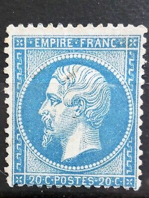 France N° 22 Napoleon Neuf Gomme Sans Charniere Ni Trace