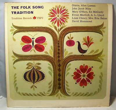 THE FOLK SONG TRADITION Various Artists
