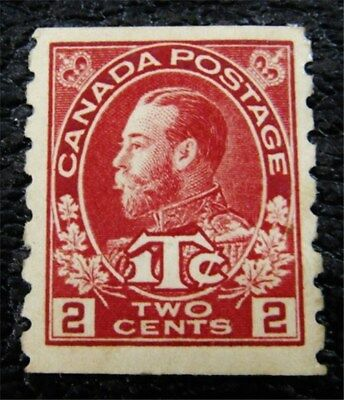 nystamps Canada Stamp # MR6 Mint H UN$200 VF