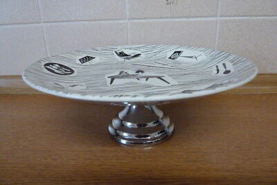 "Ridgway Homemaker 9 "" cake stand, in very good condition."