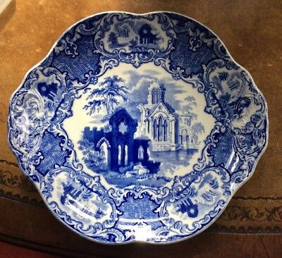 Antique George Jones & Sons Abbey Plate
