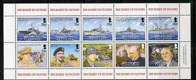 Biot 2005 Road To Victory Ms Fine Um/mnh